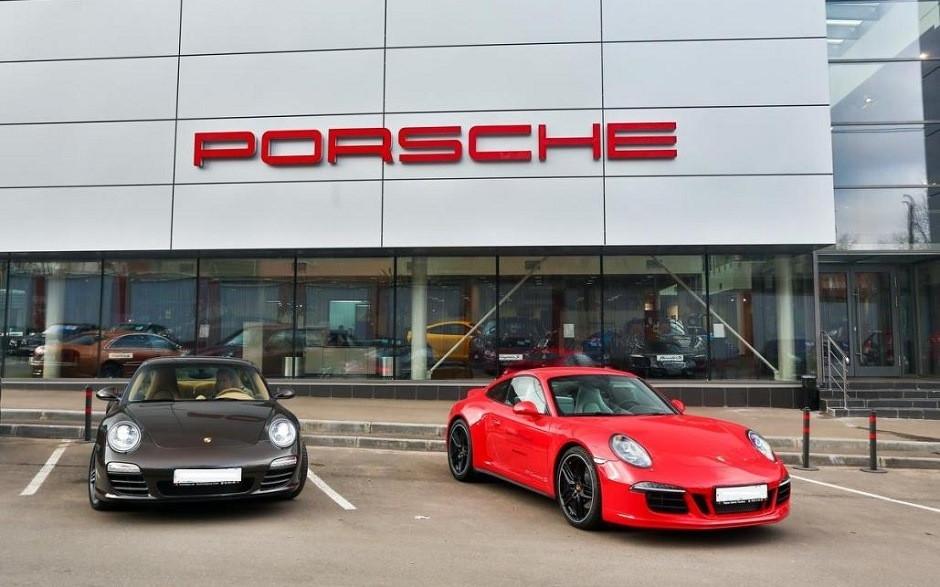 Porsche автосалон в москве прокат авто ангарск без залога
